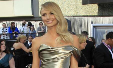 Stacy Keibler finds romance with Jared Pobre