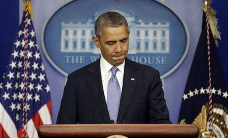US shutdown over Obamacare impasse affects 8 lakh workers,federalservices