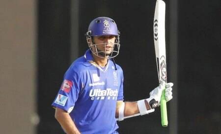 Rajasthan Royals snap Otago Volts' match-winning spree,win by four wickets