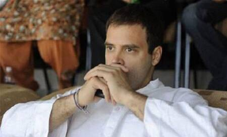 Rahul's Gujarat visit slated for October 3,4,to prepare party workers for LSpolls