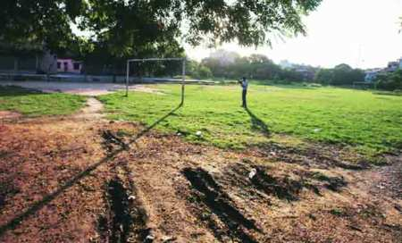 Javelin impales 12-year-old as boys practise inschool