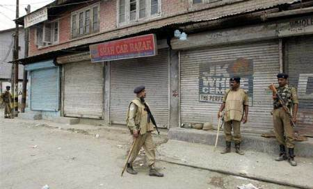 19 buildings operating as commercial outlets sealed in Kashmir