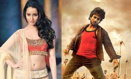 Shraddha Kapoor walks out of Shahid Kapoor's 'Milan Talkies' for 'Haider'