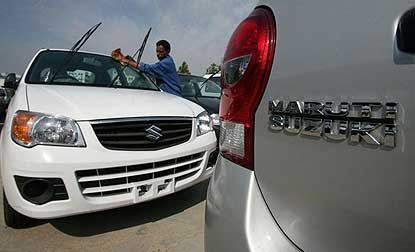 Maruti Suzuki production dips marginally in Sept to 92,140 units