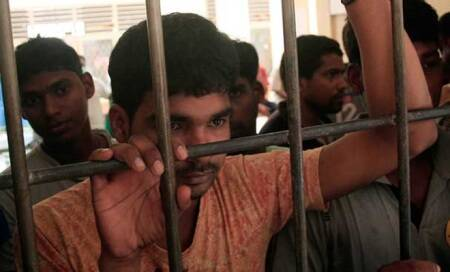 Centre's intervention sought for release of Indian workers in SaudiArabia