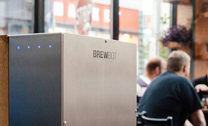 Now,brew beer with your smartphone!