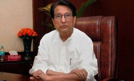 Ajit Singh had refused to vacate his official residence