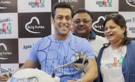 Salman Khan: If you keep asking for money,people will run away