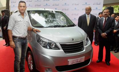 Ashok Leyland launches 7-seater 'Stile' MPV at Rs 7.5 lakh