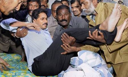 Jaganmohan Reddy discharged from hospital,advised rest