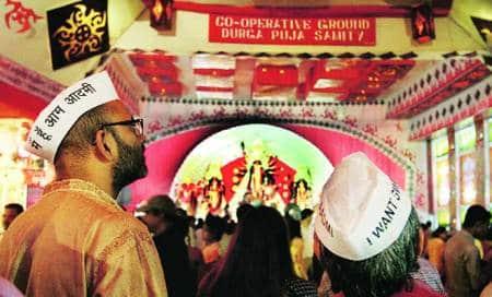 EC on lookout,Ramlila & Puja samitis keep politiciansaway