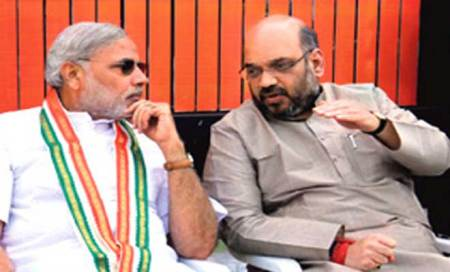 Amit Shah is questioned by CBI for 4 hours in Ishrat case