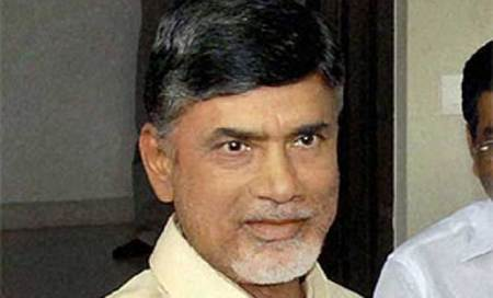 Chandrababu Naidu discharged from hospital,hits out at Congress