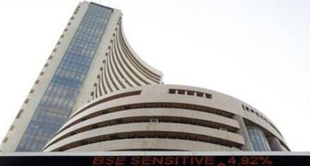 BSE Sensex hits three-week high; inflation data,Reliance Ind result eyed