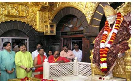 Shirdi's Sai Baba temple gets Rs 3.44 cr donation in 3 days