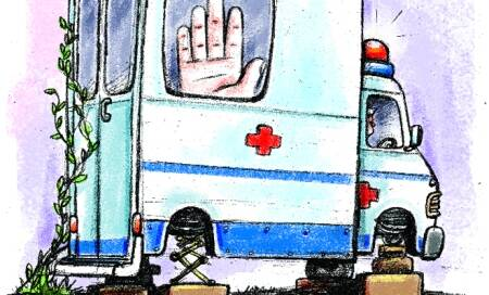 UPA's flagship health programme in poor health in Cong states,hit under BJPgovts