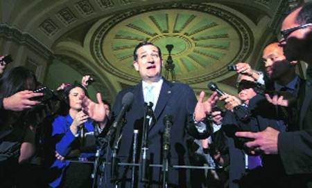 US Senate cuts deal to raise debt ceiling,reopen government