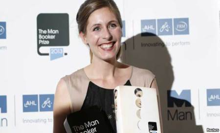 Eleanor Catton,28,becomes youngest to win Man Booker