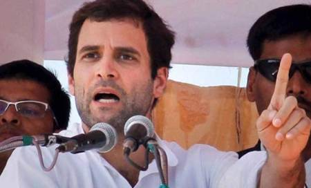 Rahul Gandhi strikes an emotional chord as he pitches for Congress in MP