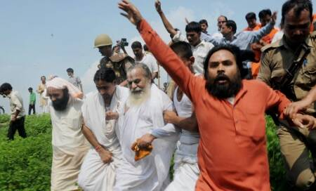 Ahead of VHP's 'Sankalp Diwas' rally,350 activists arrested