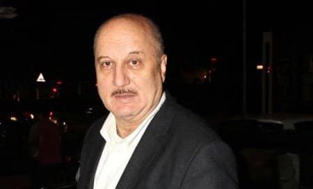 Anupam Kher starts shooting for 'Daawat-E-Ishq'