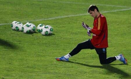 Iker Casillas may decide to leave Real Madrid inJanuary