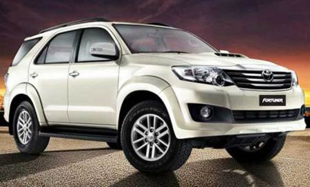 Toyota launches limited edition Fortuner for Rs 24.3lakh