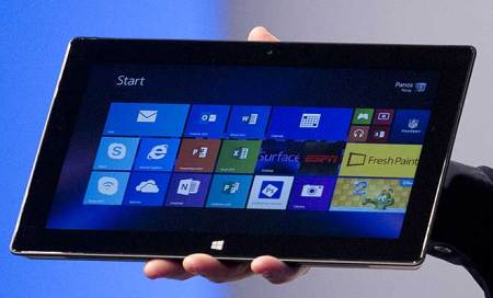 Review: Microsoft Surface 2 tablet lacks the fun of Apple Inc's iPad,price starts $449