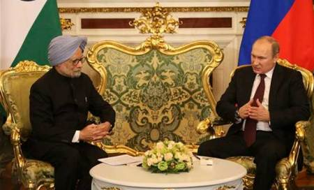 India-Russia ties should adapt to changing times: Manmohan Singh