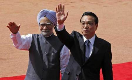 China gives top billing to Indian Prime Minister's visit