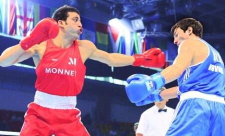 High five as India raise the bar at Boxing Worlds