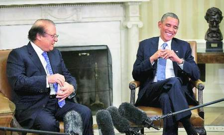 Obama questions Pakistan PM on delay in 26/11 trial
