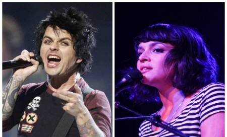 Billie Joe Armstrong,Norah Jones collaborate for new album