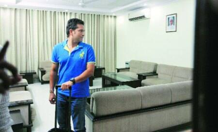 Sachin's last Ranji game on Sunday in a corner of a Haryana field