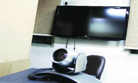 568 video-conferencing systems lying idle at education centres