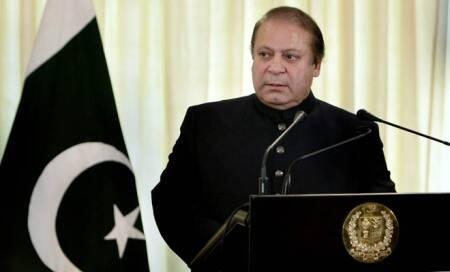 US rejects Sharif's demand on Kashmir issue,says it's between India and Pakistan