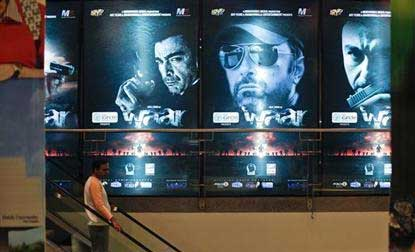India bashing Pak movie 'Waar' collects more than $900,000 at box office in first week