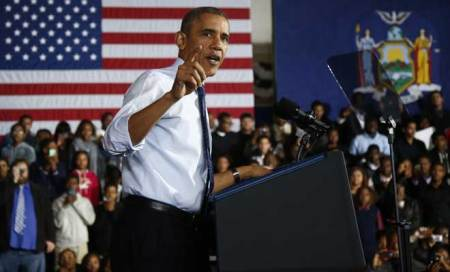 Obama warns Americans: Your jobs could go to people from India,China