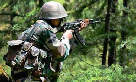 Militant killed in gunbattle with security forces inShopian