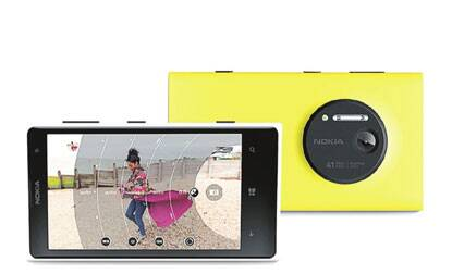 Nokia Lumia 1020: Every Pixel Counts