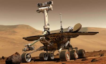 Mars rover begins epic climb on tallest hill yet