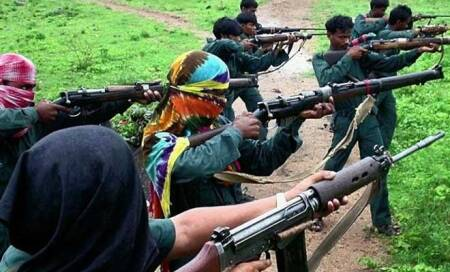 Two women Maoists killed in Gadchiroli