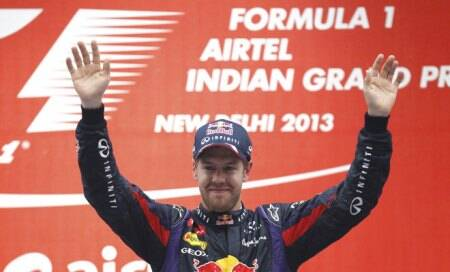 Sebastian Vettel could become greatest F1 driver ever: Christian Horner