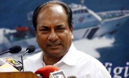 Pakistan's Army is helping infiltration,says Antony