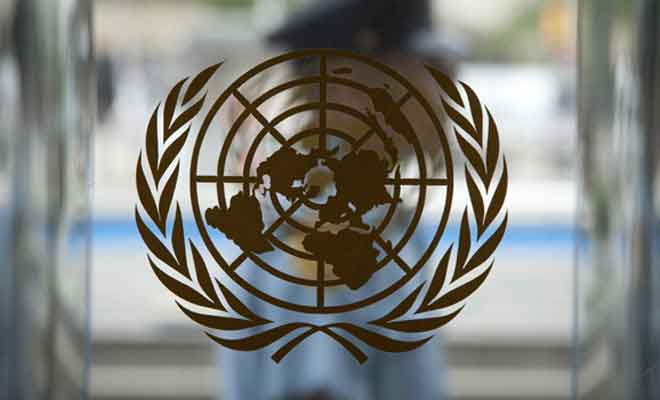 The United Nation says the Syrian government has held up evacuees to weed out terrorists. (Reuters)