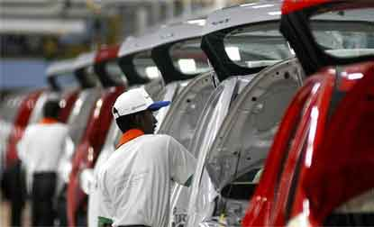 Maruti Suzuki,Hyundai post flat sales growth in Oct,Tata Motors,M&M drop