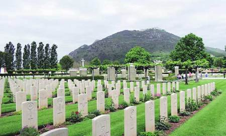 'India forgot its soldiers,world remembers them withpride'