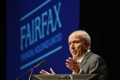 Prem Watsa's Fairfax struggling to raise funds for BlackBerry bid