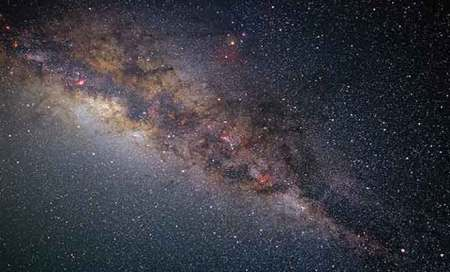 Milkyway supernova to be visible from Earth within 50years