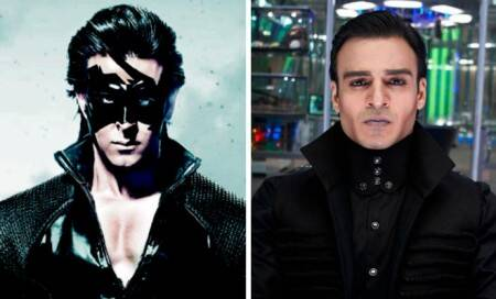 The climax combat between Hrithik Roshan and Vivek Oberoi was edited during shoot